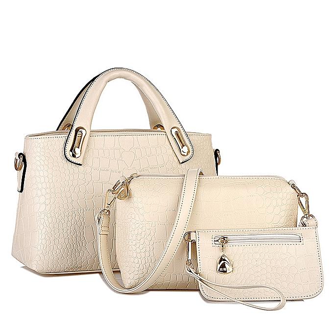 Women Handbag Shoulder Bags Tote Purse Leather Ladies Messenger Hobo Bag 02fb47324a364