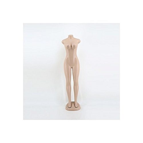 Headless & Handless Female Mannequin