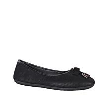 6ca2cdcf0cab Women  039 s Fashionable Ballet Slip On Shoe - Black