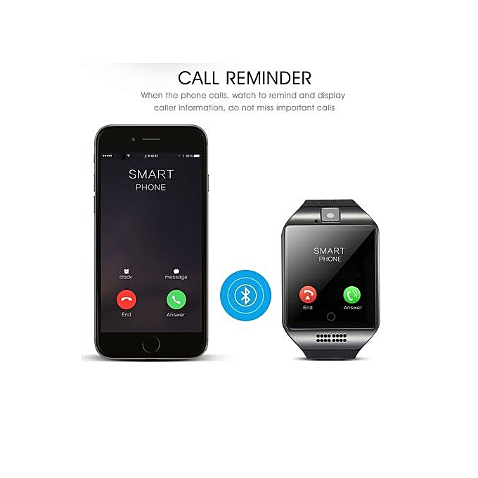 2d9857feed4b Smart Watch Phone Wireless Bluetooth Sweatproof Smartwatch With Camera  Sleep Monitor Fitness Wrist Watch For Android