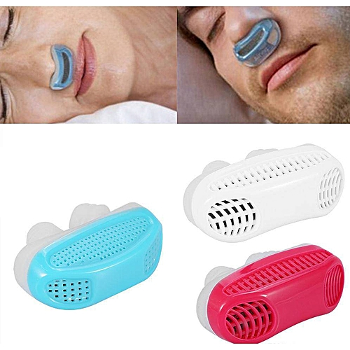 Anti Snoring And Air Purifying Device