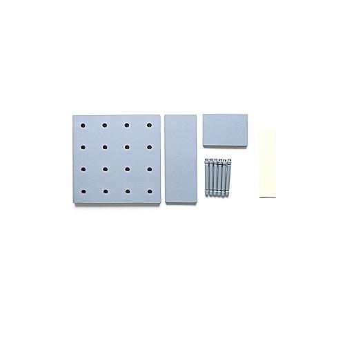 Plastic Storage Shelf Adhesive Type Wall Mounted Toilet Kitchen Rack Holder