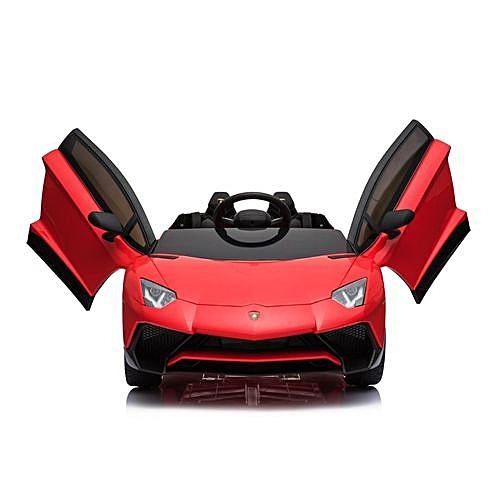Lamborghini Look Alike Children Ride On Car-Red