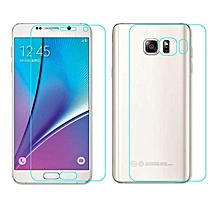 Candy Front+Back Tempered Glass Film Screen Protector For Samsung GALAXY Note 5-As