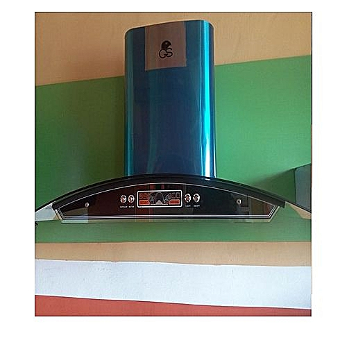 60cm Range Hood With Charcoal Filter