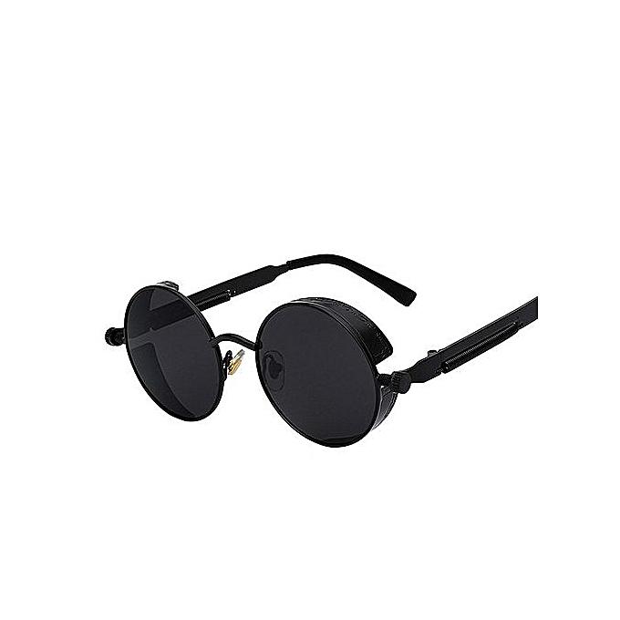 b79fc7016f Fashion Fashion Sunglasses Men Classics Women Metal Eyeglasses Round Shades  Mirror Vintage Sun Glasses Accessories Gifts