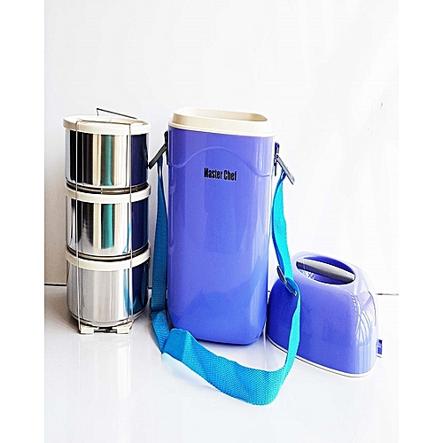 3-in-1 Family Food Flask