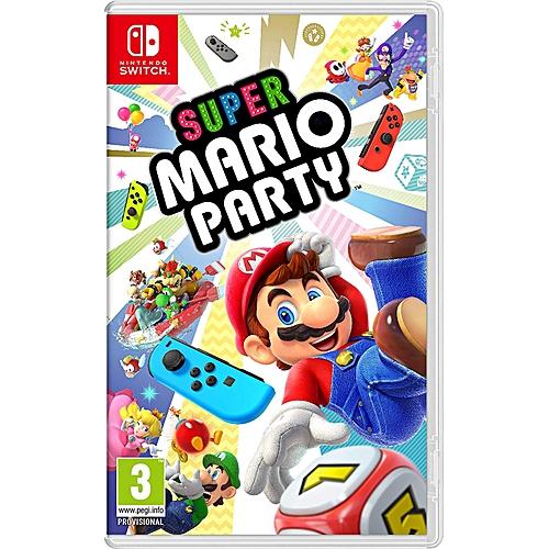 Swich Super Mario Party