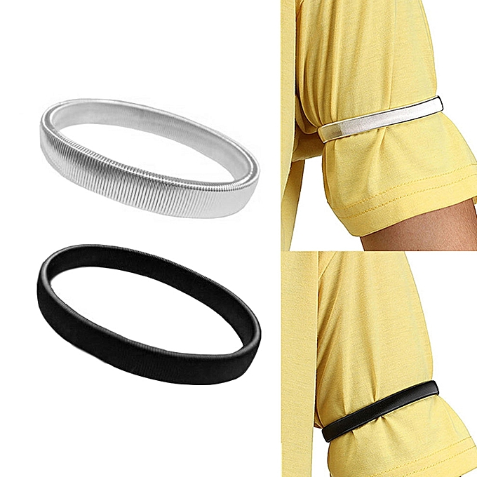 garter silver flexible armbands golden garters shirt bands sleeve new beforebuying s men lookup arm fashion beckham metal elastic bartender