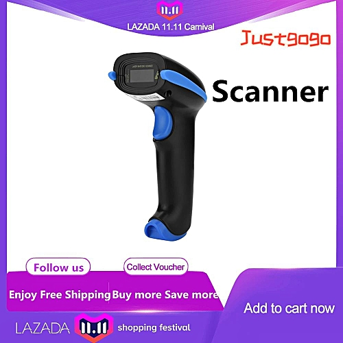 Wireless Bluetooth Scanner , Barcode Bar Code Scanner Reader For IOS Android Windows