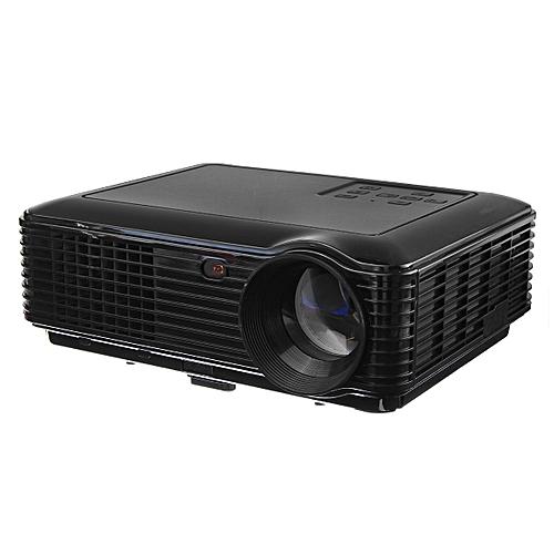 9000 Lumens WiFi Full HD 1080P LED Projector Office Presentation/ AV Theater USB?US?