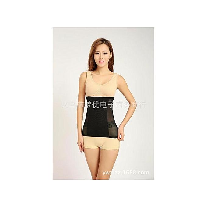 6cd101bff86ed Fashion Invisible Tummy Trimmer-Body Shaper - Black