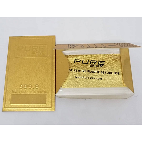 Pure 24k Gold Rolling Papers