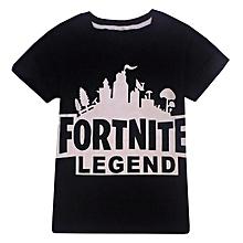 f8c97a1a Print Kids Suit Cotton T Shirt Boy Girl Short Sleeve Children Top Tee Shirt  Of Jogger