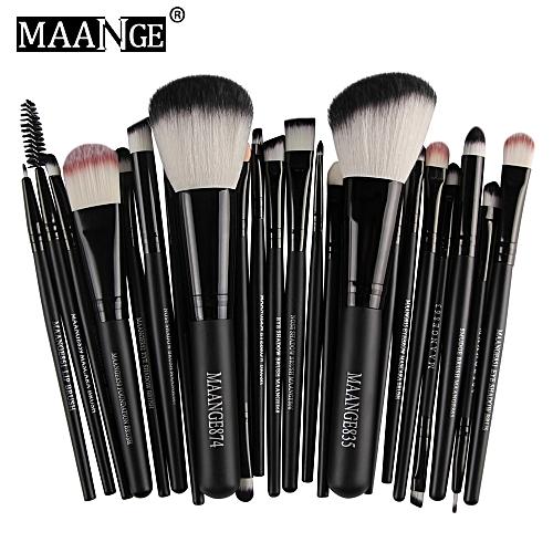 MAANGE 22pcs Makeup Brushes