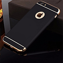 IPHONE 6 CASE,Luxury Shockproof Protection Case For IPHONE 6---BLACK