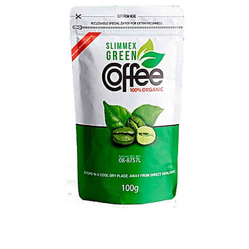 Green Coffee Beans - 100g