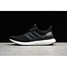 04822956d47 2018 UltraBOOST 4.0 Black Women And Men  039 s Running Shoe BB6166