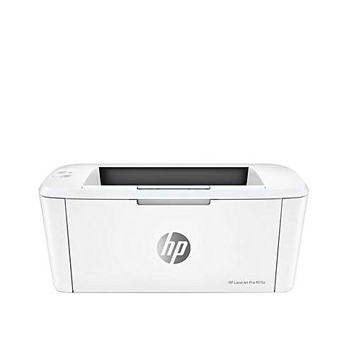LaserJet Pro M15a Printer (W2G50A) - New Launch FS