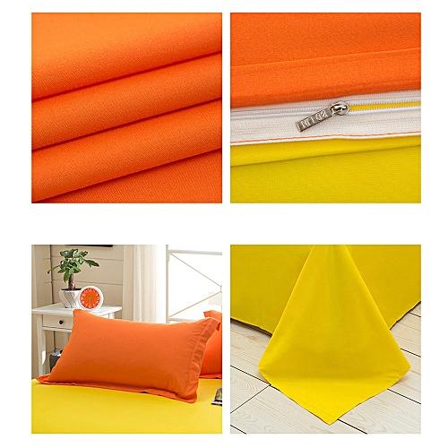 Xiuxingzi_Dtrestocy 1500 Series Sheet Bedding Solid Colors Single Twin Full Queen Double King