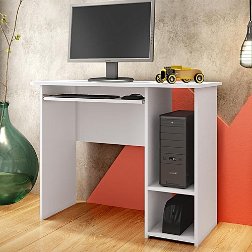 Home Office Desk-White (DELIVERY WITHIN LAGOS AND ABUJA ONLY)