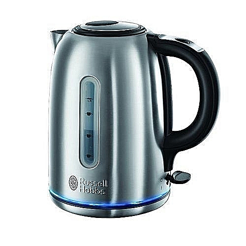 Quiet Boil Stainless Steel Electric Kettle