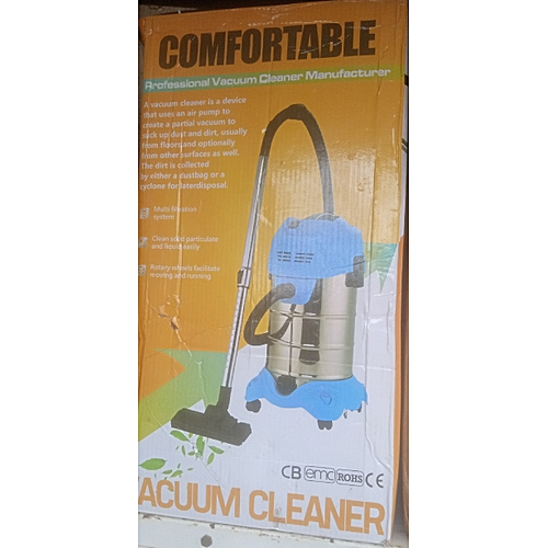 Comfortable Wet And Dry Vaccum Cleaner