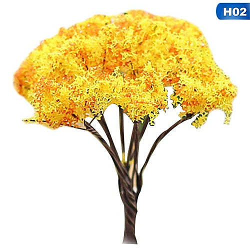 Eleganya 1PC Fashion Micro Landscape Home Decoration Artificial Flowers