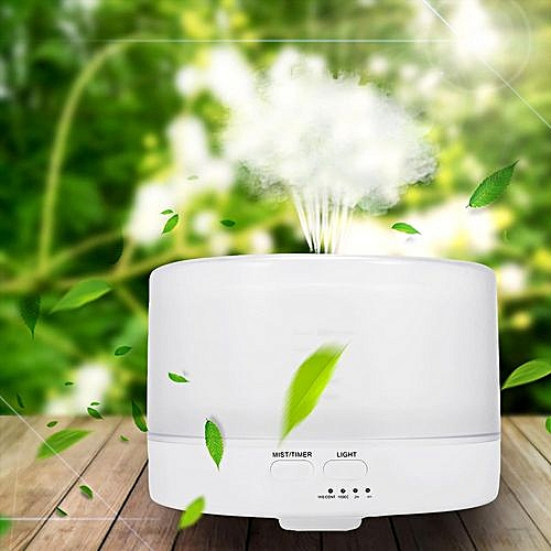 Ultrasonic LED Diffuser Humidifier Essential Oil Aroma Air Aromatherapy Purifier