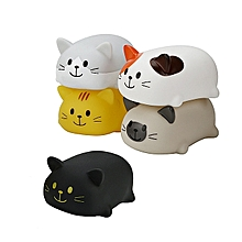 Used, Braveayong 5 Pcs Baby Kids Bath Toys Swimming Wash Play Cartoon Colorful Cute Kitty Toys -Multicolor for sale  Nigeria