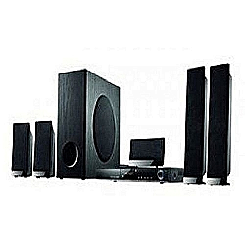 Polystar 5.1ch Powerful Bluetooth Home Theater System PV-BK722B