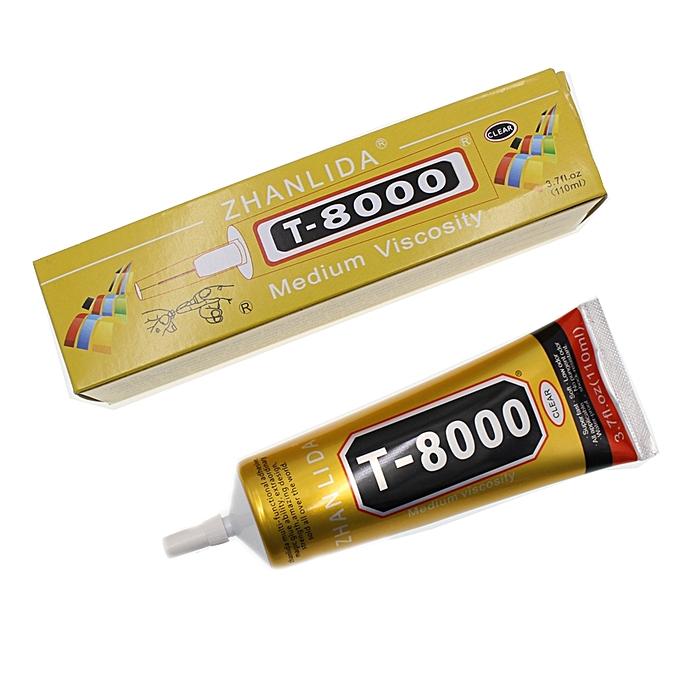 110ml Zhanlida - T8000 Acrylic Diamond Adhesive Glue