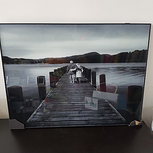 HD Acrylic Picture Perfect Wall Frame/Art Work