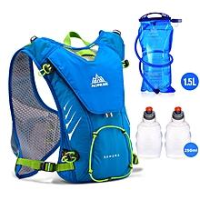 Hydration Pack Backpack Rucksack Bag Vest Harness Water Bladder Hiking Camping Running Marathon Race Sports Running Bag(Set C) for sale  Nigeria