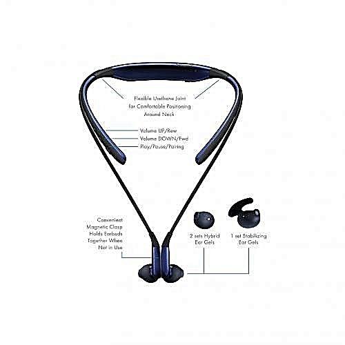 e55c904856a Generic Samsung Level U Wireless Headphones Black | Jumia NG