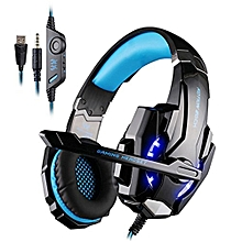 2a192a409fb KOTION EACH G9000 3.5mm Game Gaming Headphone Headset Earphone Headband  With Microphone LED Light For