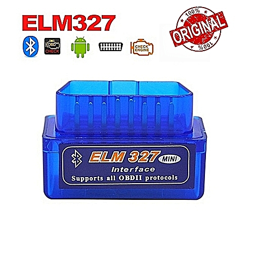 ELM327 OBD2 Bluetooth Car Scanner For Android Devices