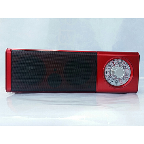 Rechargeable Bluetooth World Receiver Radio