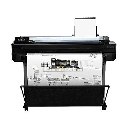 "HP - Designjet Plotter - T520 36"""