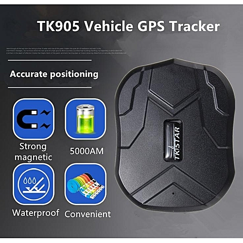 TKSTAR TK905 GPS Car Vehicle Tracking Device W/ Powerful Magnet Vehicle  Tracker