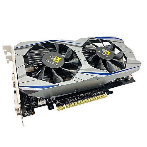 GTX1050TI4G128BITDDR5 Geforce GTX 1050 Ti Video Card Blue