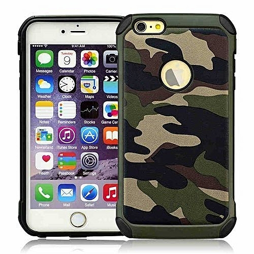 2fcfbf4084 Generic Camo Case For IPhone 6plus 6splus, Two In One Army Camo Camouflage  Pattern PC+TPU Armor Anti-knock Protective Back Cover For Apple IPhone 6  Plus ...