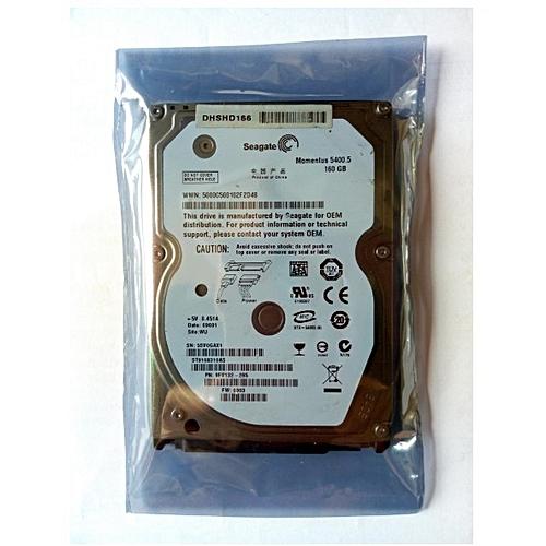 160GB SATA Laptop Internal Hard Disk Drive