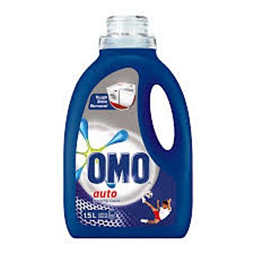 OMO Auto Washing Liquid For Washing Machine 1.5kg