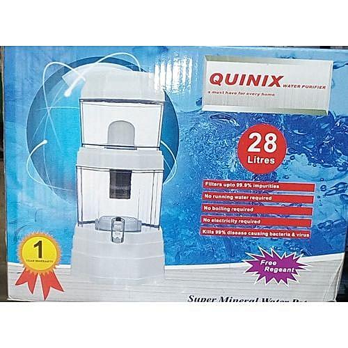 28L Water Purifier & Dispenser