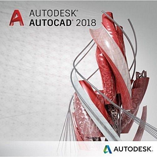 AutoCAD 2018 New License