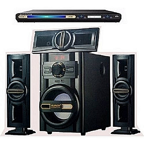 Djack Bluetooth Home Theatre