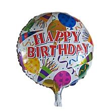 Happy Birthday Foil Balloon 18quot