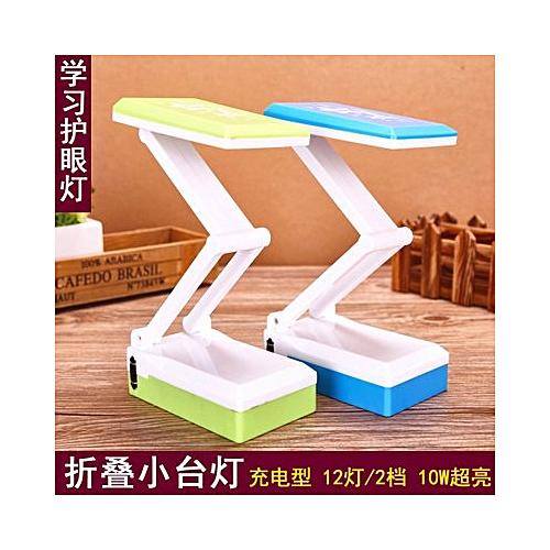 Mini Rechargableand Foldable Eye Protection Table LED Lamp