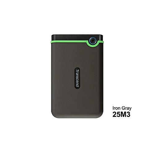 Transcend 2tb StoreJet 25m3 usb 3.1 Portable Hard Drive